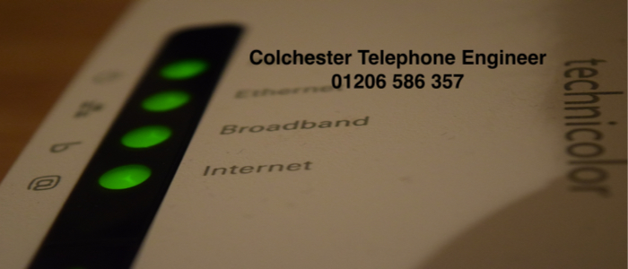 Colchester Telephone Engineer